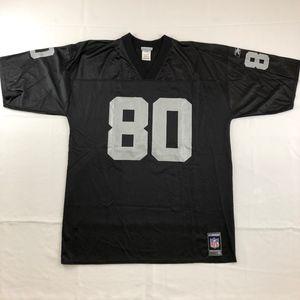 Vintage Reebok NFL Oakland Raiders Jerry Rice
